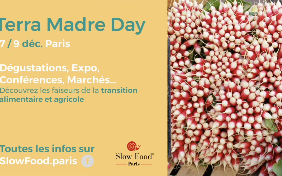 Terra Madre Day 2018